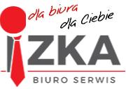 Biuro IZKA Serwis Logo